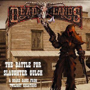 DEAD LANDS BOARD GAME