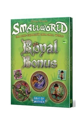 SMALL WORLD - ROYAL BONUS MINI EXPANSION
