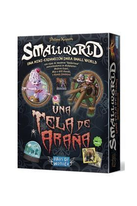SMALL WORLD - UNA TELA DE ARAÑA MINI EXPANSION
