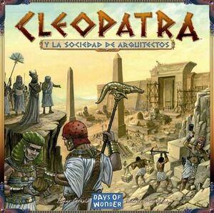 CLEOPATRA Y LA SOCIEDAD DE ARQUITECTOS