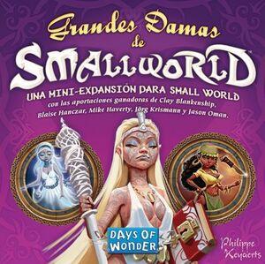 SMALLWORLD: GRANDES DAMAS DE SMALL WORLD (MINI EXPANSION)