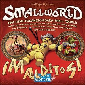 SMALLWORLD: ÍMALDITOS! (MINI EXPANSION)