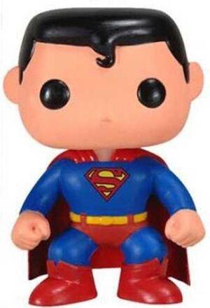SUPERMAN FIG 9CM POP SUPERMAN CLASSIC