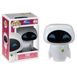 WALL-E FIG 10 CM VINYL POP EVE