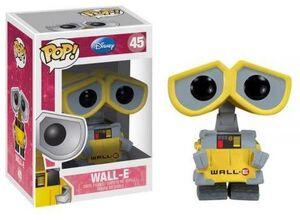 WALL-E CABEZON 10 CM VINYL POP