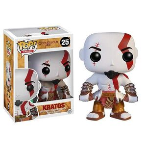 KRATOS FIGURA 10 CM VINYL POP GOD OF WAR
