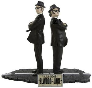 BLUES BROTHERS CONNECTION SERIE 1 - ELWOOD