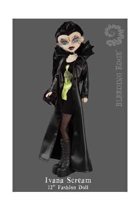 BEGOTHS SERIE 5 - IVANNA SCREAM FIG.30CM