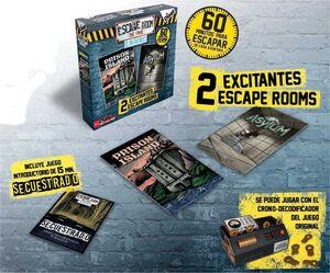 ESCAPE ROOM THE GAME 2 JUGADORES