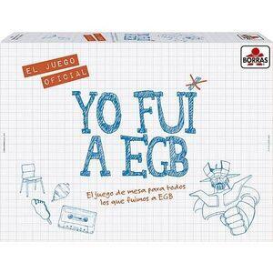 YO FUI A EGB. EL JUEGO OFICIAL