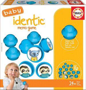PUZZLE BABY IDENTIC MEMO GAME