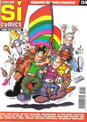 CLARO QUE SI COMICS #04