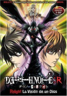 DVD DEATH NOTE RELIGHT (2 DVD)