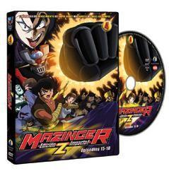 DVD MAZINGER Z #04