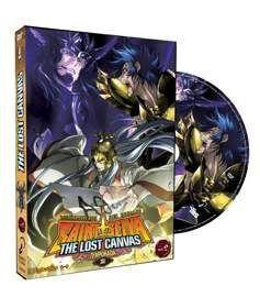 DVD LOS CABALLEROS DEL ZODIACO - THE LOST CANVAS VOL.2 - 2ª TEMP.