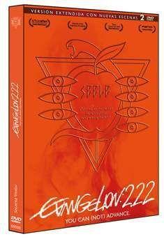 DVD NEON GENESIS EVANGELION 2.22 (2 DVD)
