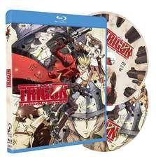 DVD TRIGUN LA PELICULA ED. ESPECIAL COMBO BLU-RAY + DVD