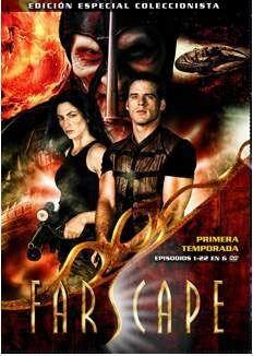 DVD FARSCAPE 1ª TEMP (6 DVD)