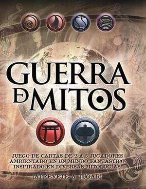 GUERRA DE MITOS JCC - MAZO NORDICOS + JAPONESES 2ª EDICION
