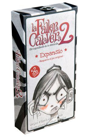 LA FALLERA CALAVERA 2