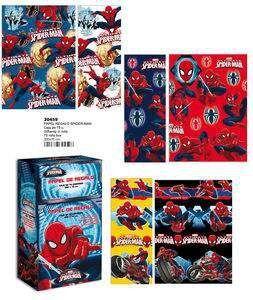 SPIDERMAN PAPEL REGALO 200X70