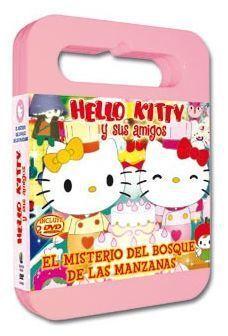 DVD HELLO KITTY PACK - EL MISTERIO DEL BOSQUE DE LAS MANZANAS ( 2 DVD)