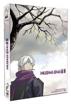 DVD MUSHI-SHI ED. INTEGRAL (6 DVD)