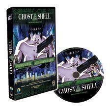 DVD GHOST IN THE SHELL LA PELICULA - ED. BASICA