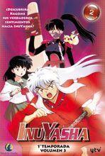 DVD INU YASHA 1ª TEMP VOL.03 (2 DVD)