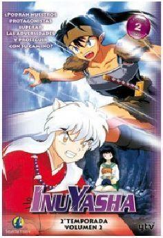 DVD INU YASHA 2ª TEMP VOL.02 (2 DVD)