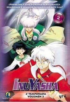 DVD INU YASHA 2ª TEMP VOL.03 (2 DVD)