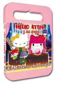 DVD HELLO KITTY - EL MISTERIO DEL BOSQUE