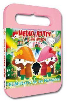 DVD HELLO KITTY - EL MISTERIO DE LAS MANZANAS