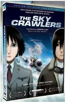 DVD THE SKY CRAWLERS ED. ESPECIAL (2 DVD)