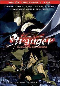 DVD SWORD OF THE STRANGER - ED. ESPECIAL (2 DVD) EL SAMURAI SIN NOMBRE