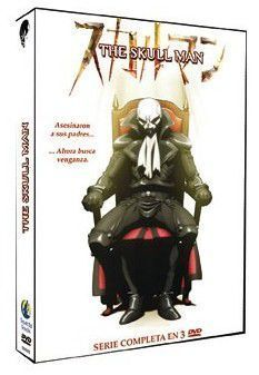 DVD THE SKULL MAN ED. INTEGRAL (3 DVD)