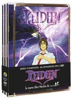 DVD REIDEEN PACK 6 DVD - SUPER JEWEL BOX