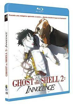 BRD GHOST IN THE SHELL: INNOCENCE (BLU-RAY)