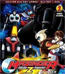 BRD MAZINGER Z #02