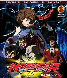 BRD MAZINGER Z #03