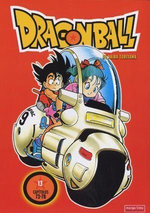 DVD DRAGON BALL LA SERIE TV #13