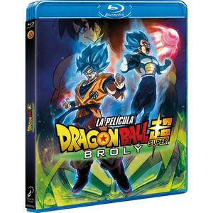 DRAGON BALL SUPER BD BROLY LA PELICULA
