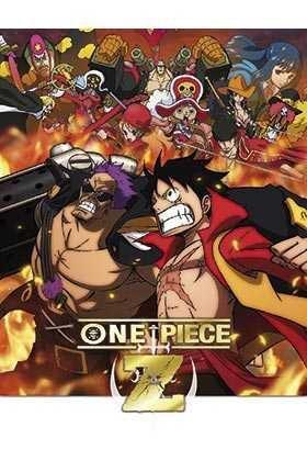 ONE PIECE. Z DVD