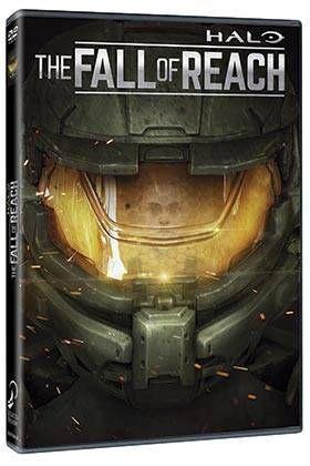 HALO. FALL OF REACH DVD