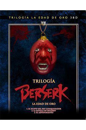 BERSERK. TRILOGIA LA EDAD DE ORO (3 BD)