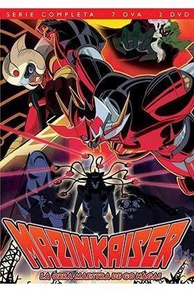 MAZINKAISER (2 DVD)