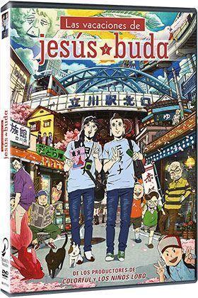 LAS VACACIONES DE JESUS Y BUDA DVD