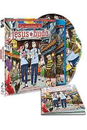 LAS VACACIONES DE JESUS Y BUDA BD