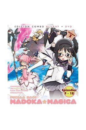 MADOKA MAGICA BD COMBO VOL. 3