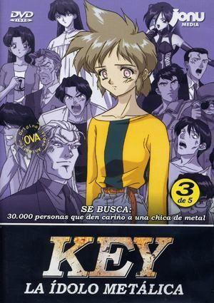 DVD KEY, LA IDOLO METALICA #03
